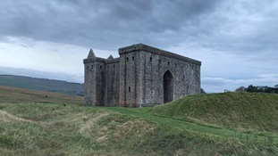 Hermitage Castle saw visitor numbers increase by 17%