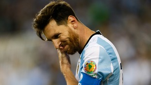 Two-time World Cup champions Argentina are in danger of missing out on the World Cup after a 0-0 draw against Peru