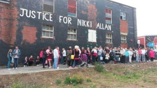 Vigils have been held over the years since Nikki's death