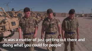 Welsh soldiers describe running towards danger to help wounded of Las Vegas shooting