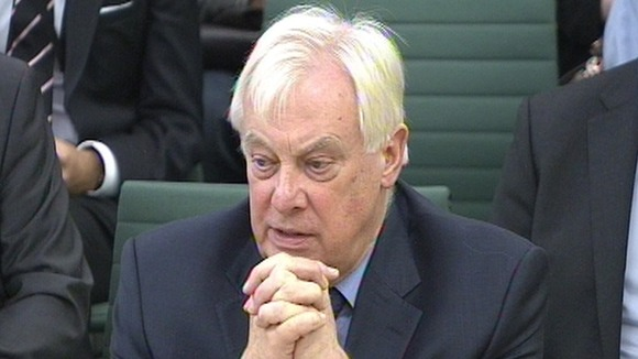 BBC Trust chairman Lord Patten.