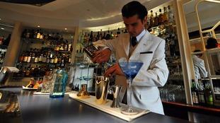 The American Bar enjoys legendary status among cocktail drinkers.