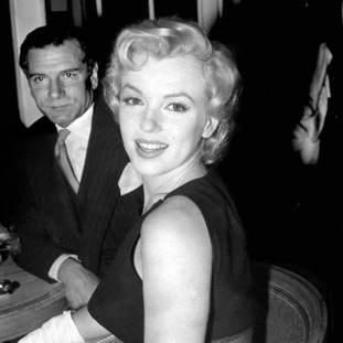 Marilyn Monroe, seen at the Savoy in 1956, was a fan of the bar.
