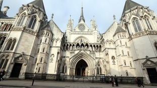 The High Court in London.