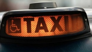 Safeguarding training for Powys taxi drivers