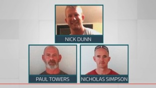 Judge hearing appeal of British men in Indian prison on weapon offences 'steps down' claiming it is 'too complicated'