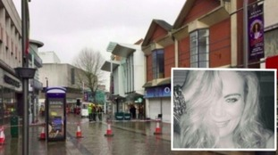 Tahnie Martin died after she was struck by a wooden panel during Storm Doris.