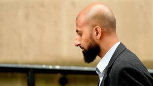 Zameer Ghumra was convicted of disseminating terrorist propaganda.