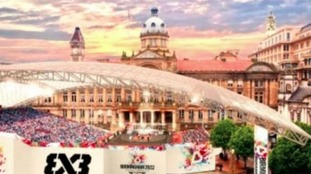 Birmingham was the only city to submit a bid for the Commonwealth Games.