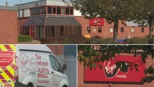 Virgin Media customer service centre, Team Valley