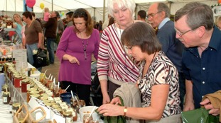 The East Midlands Food Festival takes place in Melton Mowbray