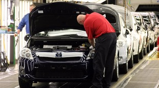 Japanese car maker Toyota could build its future Auris model at its Burnaston plant in Derbyshire dependent on the Brexit deal.