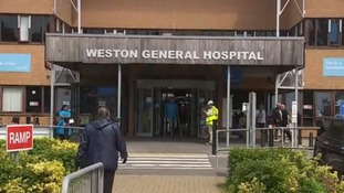 Weston General Hospital's maternity services under threat
