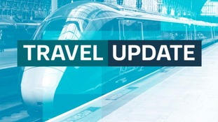 Service is suspended on East Midlands Trains between Lincoln Central and Newark Castle