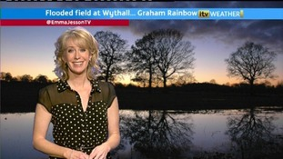 Floods in Wythall