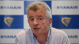 Michael O'Leary sent a memo to all pilots at Ryanair.