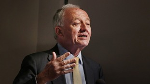 Former Mayor of London Ken Livingstone.