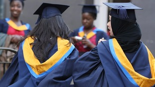 Graduates of all BAME groups facing a jobs gap compared with white people with degrees.