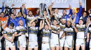 Danny McGuire inspires Leeds Rhinos to victory in all-West Yorkshire Grand Final