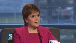 Nicola Sturgeon: 'Premature' to set a date on second Scottish independence referendum