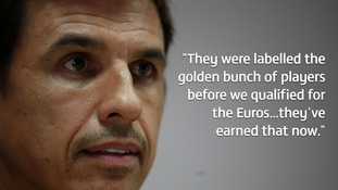 Wales boss Chris Coleman urges 'golden generation' to make more history
