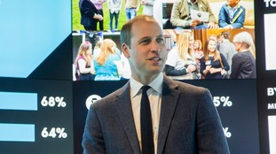 Prince William praises 'Heads Together' campaign as £2m boost announced