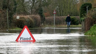 Forecasters have said 2012 is set to become the wettest on record in the UK