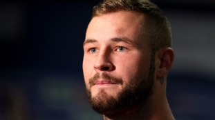 Hardaker apologises for making 'an enormous error of judgement' after failing drugs test