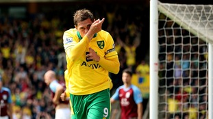 Holt scored more than 70 goals for Norwich during his time at Carrow Road.