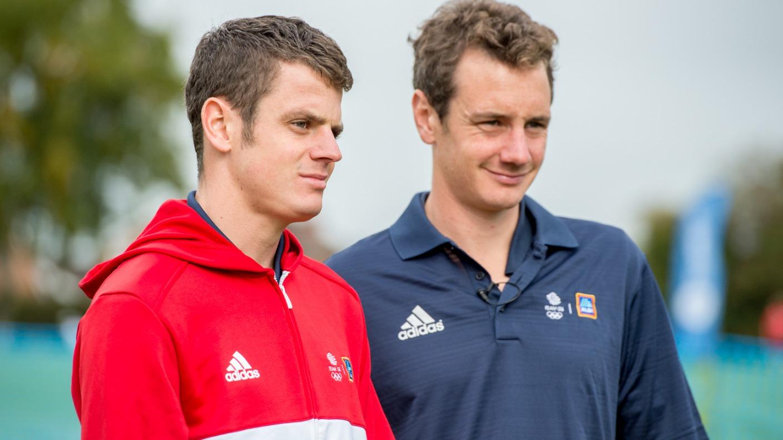 Sporty Pupils Get To Meet Triathlon Heroes Anglia Itv News
