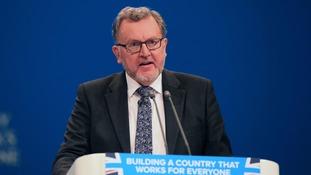 Secretary of State for Scotland, David Mundell