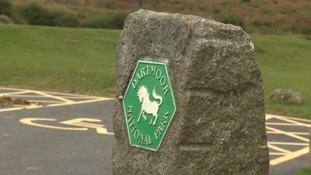 Dartmoor Sign