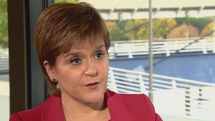 Nicola Sturgeon: Boris Johnson is an 'embarrassment' and idea of him as PM is laughable