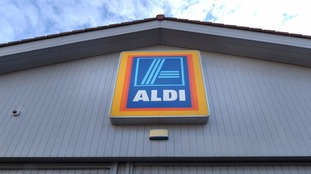 Aldi is hoping to build a new distribution centre in Bedford.