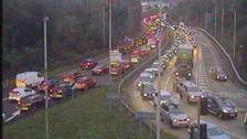 Traffic Wales image
