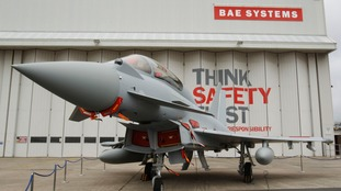 BAE Systems confirms 750 job losses for Lancashire sites