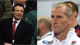 Stuart Lancaster responds to Rob Andrew criticism of England World Cup campaign