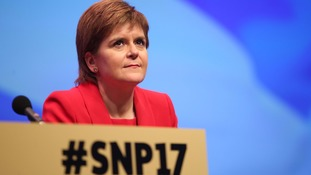 Sturgeon to commit to childcare in keynote speech