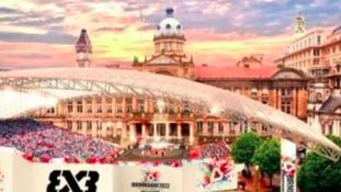 Birmingham City Council promotion poster