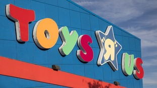 Toys R Us recall toy ball over fears it could pose choking hazard