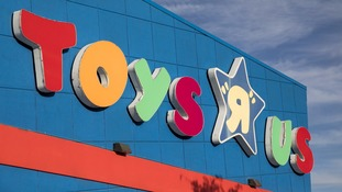 Toys R Us issued a safety notice over the toy.