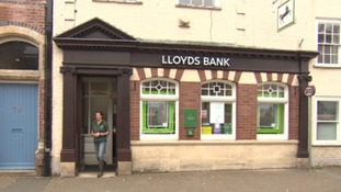 Topsham Lloyds bank