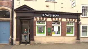 Topsham Lloyds bank