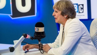 May: 'We don't know' what happens to Britons living in Europe without Brexit deal