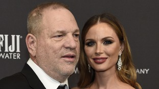 Harvey Weinstein's wife Georgina Chapman leaves him as Obamas condemn Hollywood mogul