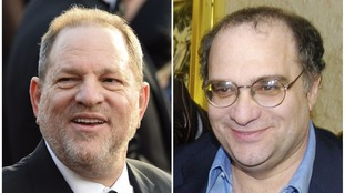 Brothers Harvey and Bob Weinstein established themselves as two of Hollywood's biggest producers.