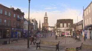 Dumfries ranked the happiest place to live in Scotland