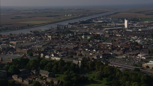King's Lynn named one of the happiest place to live in Britain