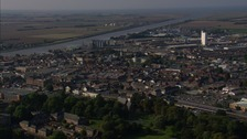King's Lynn in Norfolk ranked among happiest places to live in the UK.