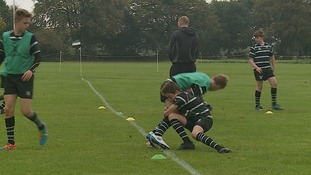 Banning tackling in schools would be 'counterproductive' says rugby coach